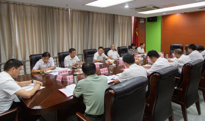 市委常委会第召开23次会议